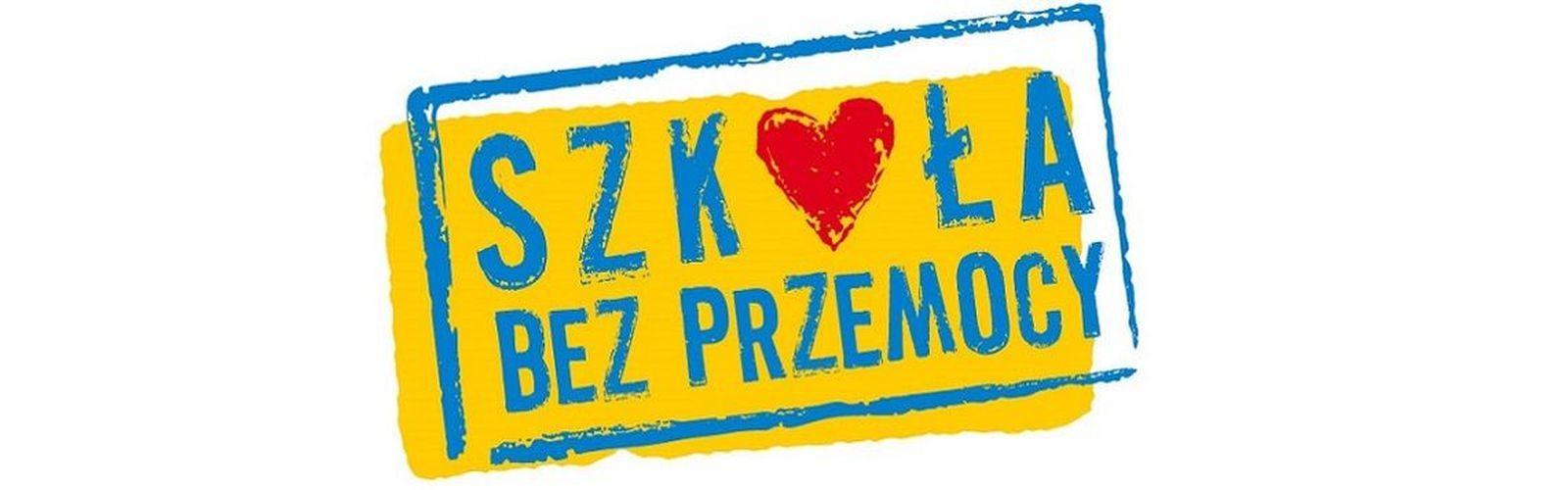 logo Szkoły Bez Przemocy