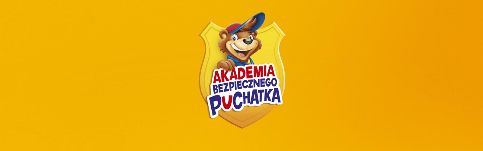 Logo Akademia Bezpiecznego Puchatka