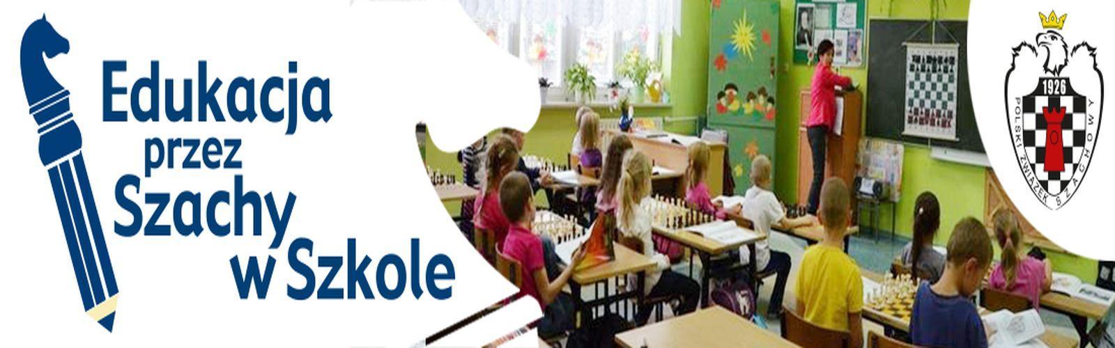 Baner_Edukacja przez szachy
