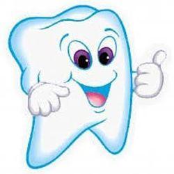 Uśmiechnięty ząb