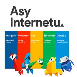Logo projektu - Asy Internetu