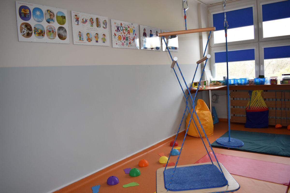 Gabinet terapii integracji sensorycznej