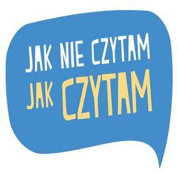 Logo akcji - Jak nie czytam jak czytam