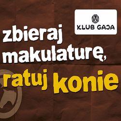 Logo akcji - Zbieraj makulaturę