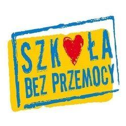 Logo certyfikatu - Szkoła bez przemocy