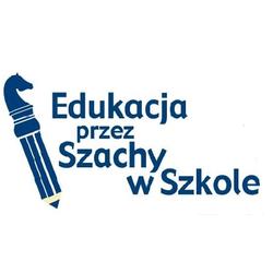Logo projektu - Edukacja przez szachy