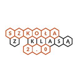 Logo certyfikatu - Szkoła z klasą 2.0