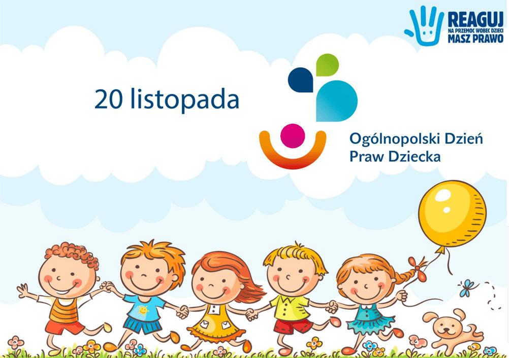Dzień Praw Dziecka - grafika